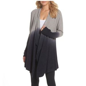 BAREFOOT DREAMS OMBRÉ DRAPE CARDIGAN 💖IN STORES💖